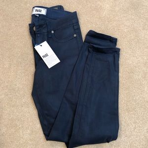 Paige Verdugo Ankle Coated Jean 25